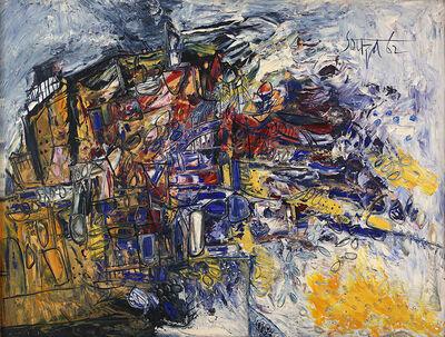 Francis Newton Souza, 'Landscape', 1962