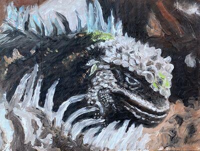 Ken Craft, 'Galapagos Marine Iguana', 2020