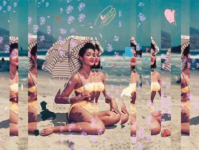 Lizzie Gill, 'Summer Solstice III (Parasol)', 2019