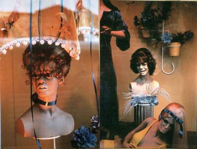 Paul McCarthy, 'Fear of Mannequins, Wig Heads, Hollywood Boulevard ', 1971