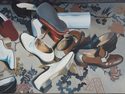 Lowell Nesbitt, 'New Shoes', 1975
