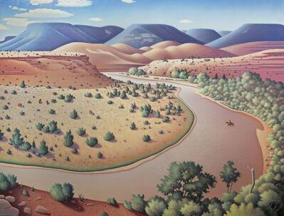 Roger Medearis, 'Rio Chama, near Taos, New Mexico', 1986