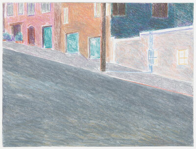 Robert Bechtle, 'Arkansas Street (5)', 2013