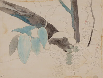 Joseph Stella, 'Foliage'