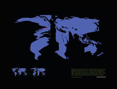 Thomas Feuerstein, 'Geomorph', 2002
