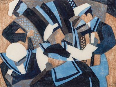 Lill Tschudi, 'Sailor's Holiday (Coppel LT 24)', 1932