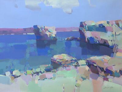 Vahe Yeremyan, 'Cliffs', 2019