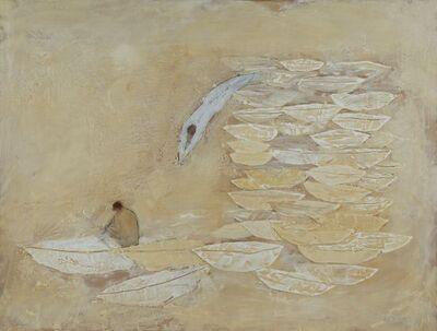 Raúl Díaz, 'Jump to the water', 2002