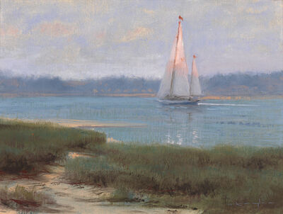 Thomas Kegler, 'Evening Sail', Active Contemporary