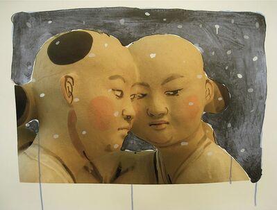Akio Takamori, 'Love', 2008
