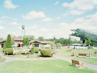 Nick Meek, 'Fresh Water Fishing Hall of Fame, Wisconsin', 2006