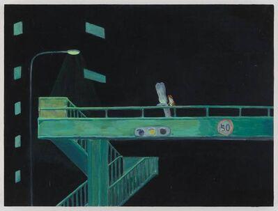Atsushi Kaga, 'The footbridge', 2019