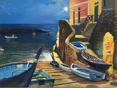 Thomas John Carlson, 'Riomaggiore', 2016