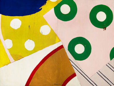 Knox Martin, 'Rubber Soul', 1963