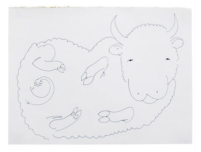 Song Ta 宋拓, 'How to Draw A Cow 如何画牛', 2012