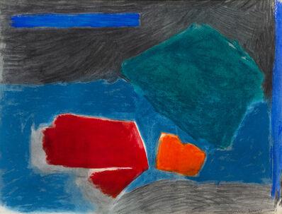 Esteban Vicente, 'Untitled', 1983
