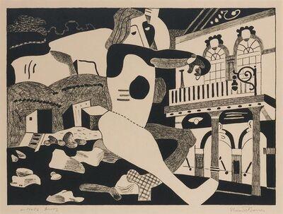 Stuart Davis, 'Theatre On The Beach (C./M. 16)', 1931