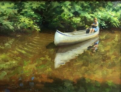 Jeffrey T Larson, 'Upstream', 2000-2019