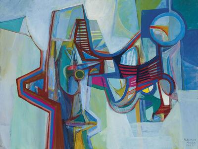 Roberto Burle Marx, 'Untitled', 1991