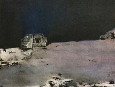 Sara Ghazi Asadollahi, 'Blue Line', 2019