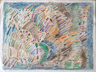 Samia Osseiran Junblat, 'Composition (1)', 1989