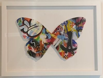 Martin Whatson, 'Butterfly ', 2017