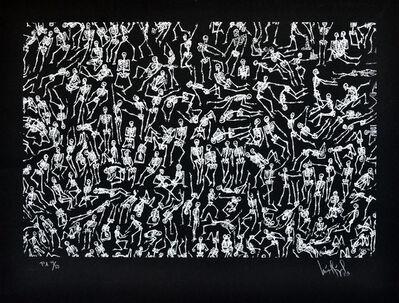 """Luis Miguel Valdes, '""""Calacas""""', 2013"""