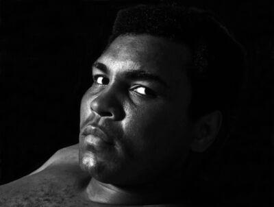 Harry Benson, 'Muhammed Ali portrait', 1978