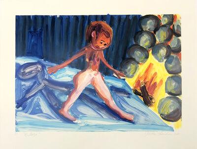 Judith Linhares, 'Blaze III', 2011
