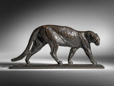 Albéric Collin, 'Walking Panther', 1920