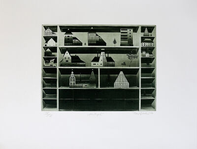 Titus Schade, 'Das Regal', 2014