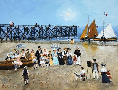 Fabienne Delacroix, 'Mariage à Trouville'