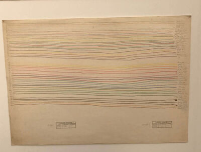 Osvaldo Romberg, '1-24 Colors', 1970's
