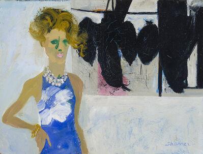 Honoré Sharrer, 'Art Scene', 1979