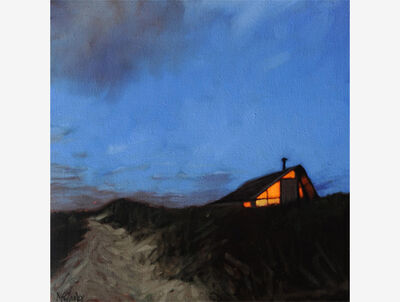 Sharon McGauley, 'Truro, Dune House', 2018