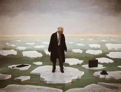 Teun Hocks, 'Untitled nr.204 (Man on Ice)', 2003-2014
