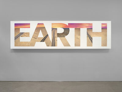 Doug Aitken, 'Earth Chair (san andreas fault 2)', 2015