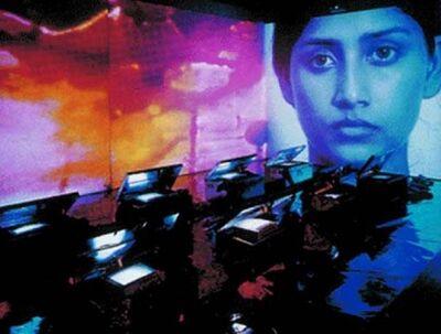 Nalini Malani, 'Remembering Toba Tek Singh', 1998