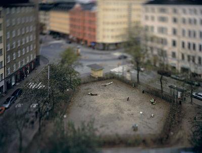 Miklos Gaál, 'Dogpark', 2006