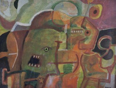 Lucebert, 'Figures', 1955