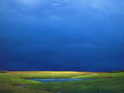 Ross Penhall, 'Deep Blue', 2019