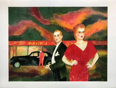Joanna Zjawinska, 'MAXIM'S', 1987