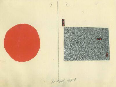 "Valery Yurlov, '""Counterform 1""', 1958"