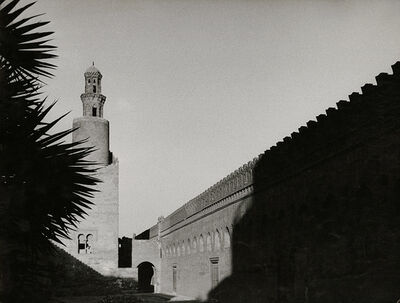 Roloff Beny, 'Mosque of Ibn Tulun, Cairo, Egypt'