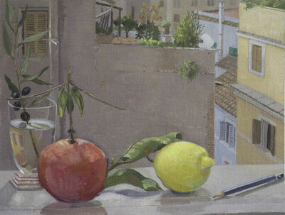 Barbara Kassel, 'Still Life on Window Sill, Rome', 2012