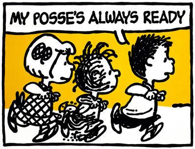 Mark Drew, 'Posse's Always Ready (P.E.)', 2015