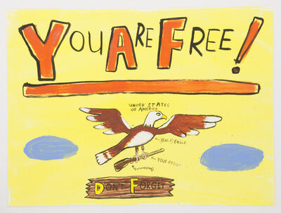 Jim Torok, 'You Are Free', 2012