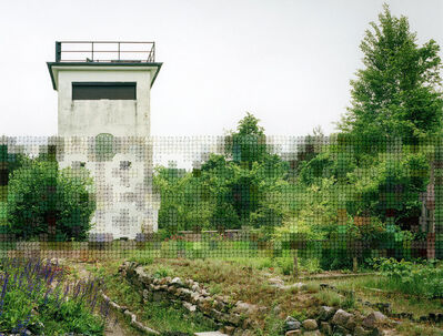 Diane Meyer, 'Former Guard Tower, Deutsche Waldjugend Nature Conservancy', 2019