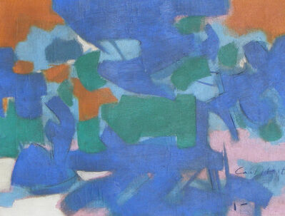Carl Holty, 'Untitled Abstraction', ca. 1955