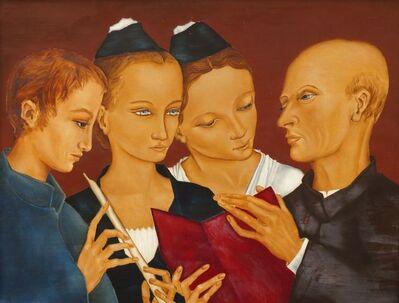 Anne-Marie Avon Campana, 'Musical quartet'